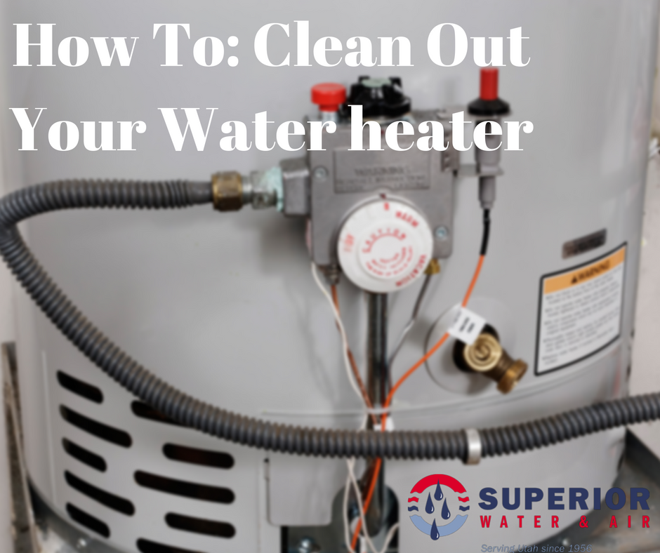How To: Clean Your Water Heater