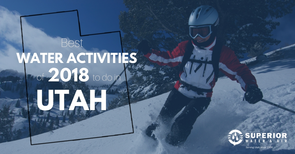 Best Water Activities of 2018 to do in Utah