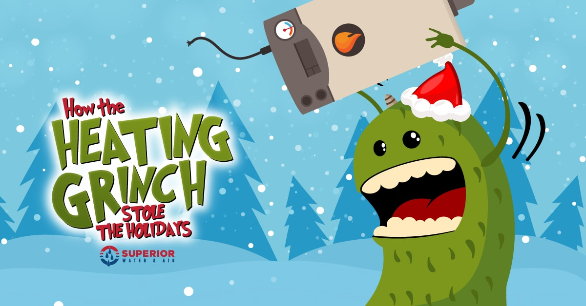 How the Heating Grinch Stole the Holidays
